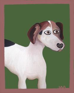 Buckley the Beagle